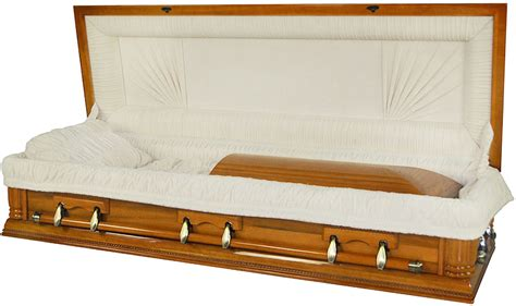 couch casket solid wood caskets colliers affordable caskets