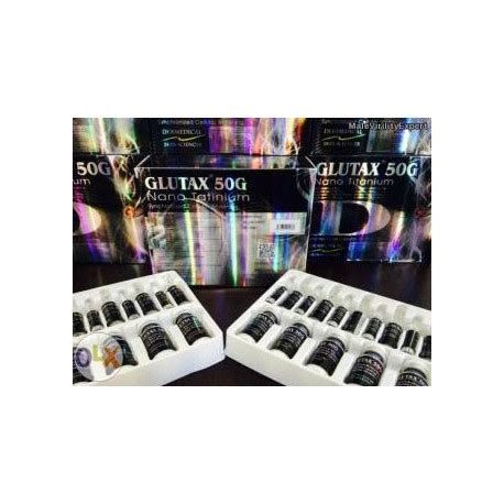 glutax 50g nano titanium cellular whitening