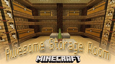 minecraft indiana jones inspired storage  crafting