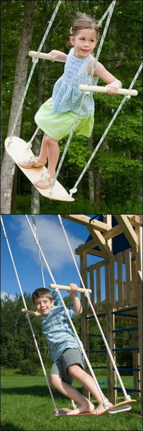 just swings swing set best 25 skateboard swing ideas on pinterest