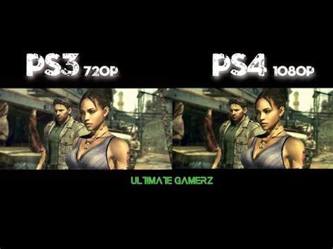 Ps4 Resident Evil 5 resident evil 5 remastered ps4 vs resident evil 5 ps3