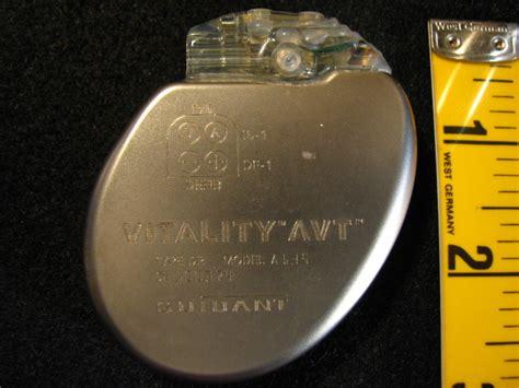 defibrillatore automatico interno tablets can interfere with implanted defibrillators stop