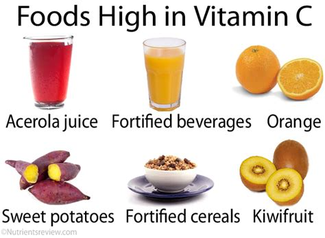 4 vegetables high in vitamin c vitamin c functions foods benefits side effects deficiency