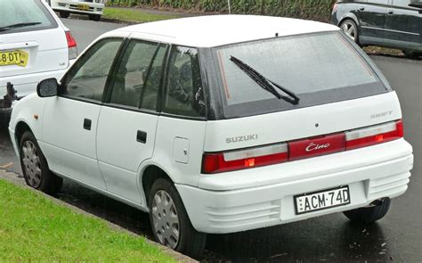 how things work cars 1994 suzuki swift parental controls file 1994 suzuki swift cino 5 door hatchback 2011 04 28 02 jpg wikimedia commons
