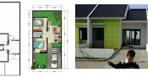 rumah type  tanah lebih  belakang  cymblots notes