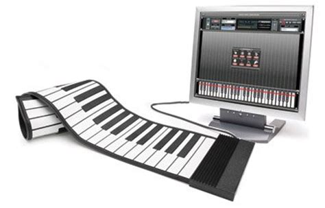 Usb Keyboard Piano usb piano keyboard cheeky 407 rollup piano nr