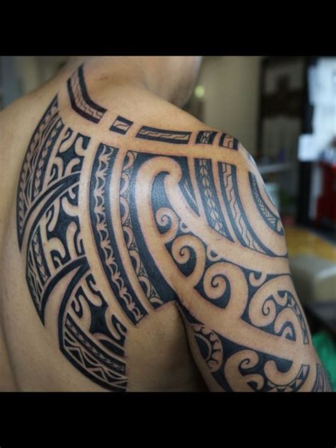 pacific island tattoo designs cook island cook islands and