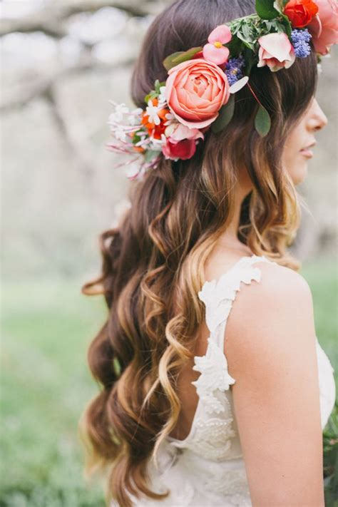 getting fullness on the hair crown 17 best ideas about flower crowns on pinterest flower
