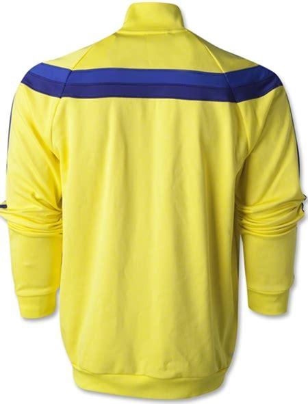 Diskon Jaket Grade Ori Barcelona Athem Blue New 2016 2017 jaket chelsea track top yellow 2014 2015 big match jersey toko grosir dan eceran jersey