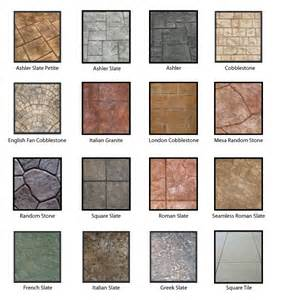 Best Austin Patios Stamped Concrete Patterns Roselawnlutheran
