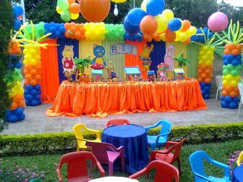 p fiestas decoracion de cumpleanos infantiles