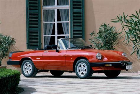 1984 Alfa Romeo Spider by 1984 Alfa Romeo Spider Veloce Pictures History Value