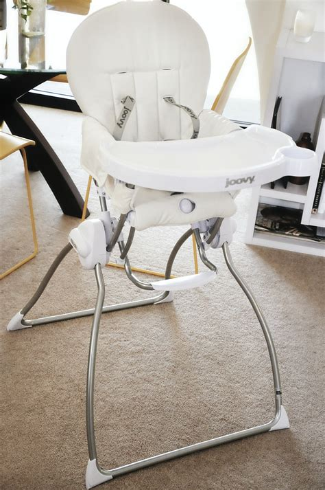Joovy Nook user friendly modern highchair joovy nook in the