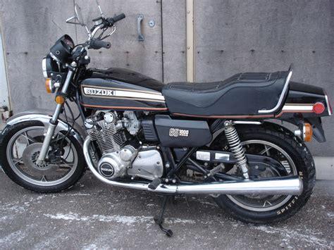 Suzuki Gs1000 1978 1978 Suzuki Gs 1000 E Pics Specs And Information