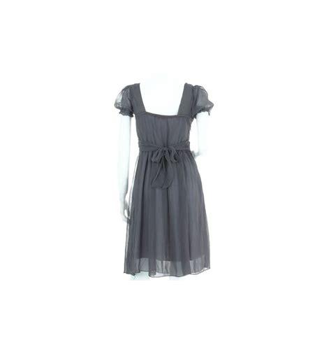 Celana Formal Cewe Abu Abu blouse gown dress cewek tanpa lengan yimei 018000714 size