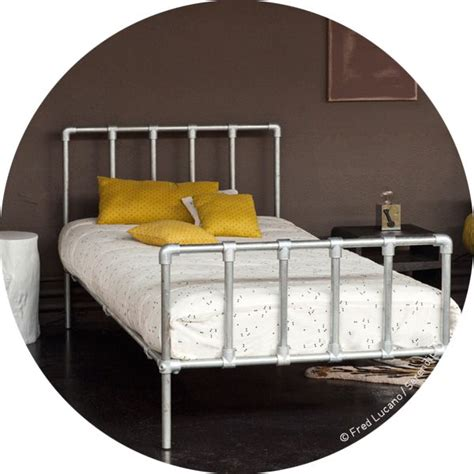 pipe bed 17 best images about metal pipe bed on pinterest