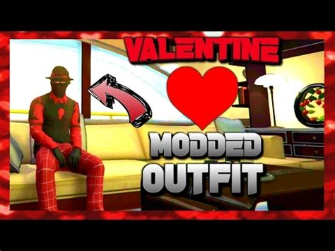 gta 5 valentines dlc clothes gta 5 glitches 1 37 valentines modded glitch