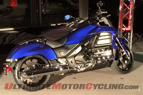 2014 Honda Valkyrie Power Cruiser   First Look Review