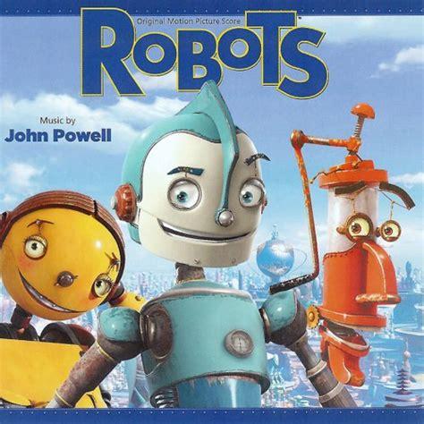 film robot bima x саундтрек к мультфильму роботы robots 2005 сша