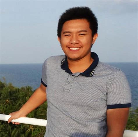 typical filipino male young solo traveler completes tour of 81 philippine