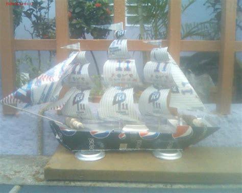 un barco hecho con material reciclable 65 best images about artesanias con material reciclado