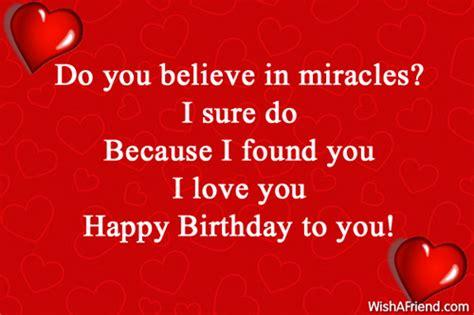 I You Birthday Quotes Love Quotes For Boyfriend Birthday Quotesgram