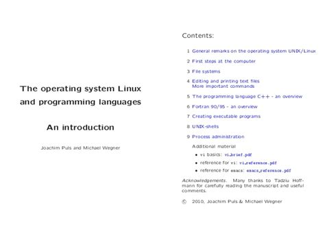 linux tutorial for beginners ppt linux for beginners