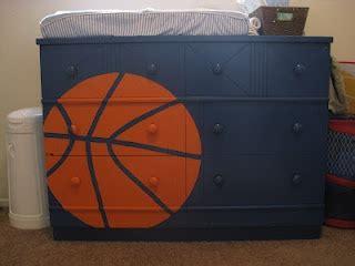 painted dresser ideas for a boy baby boy nursery ideas basketball painted dresser baby