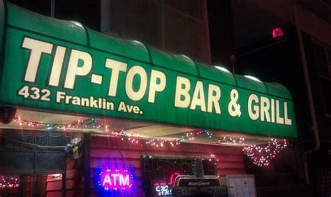 tip top bar grill tip top bar grill bedford stuyvesant brooklyn ny yelp