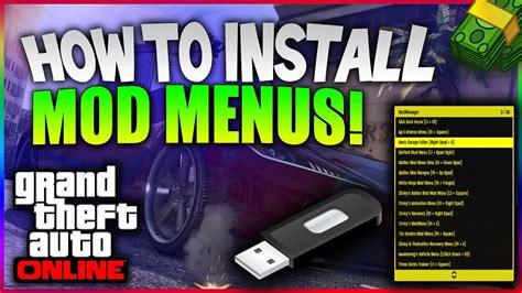 tutorial gta online xbox 360 gta 5 mod menu tutorial 2017 ps3 ps4 xbox 360 xbox one