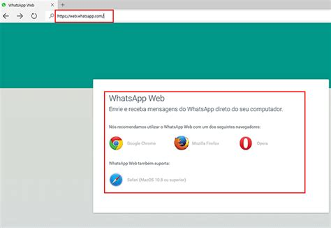 tutorial de whatsapp web tutorial como executar o whatsapp web no microsoft edge