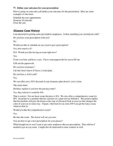 call script template sales script sle