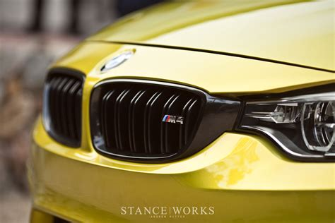bmw grill stance works the bmw m4 coupe unveiled