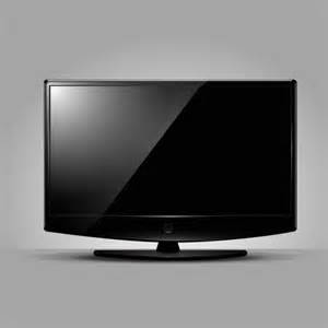 modern tv modern television screen vector free download