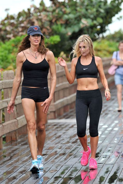 Tinsley Mortimer Has A Friend In by Tinsley Mortimer Photos Photos Bensimon Jogs In
