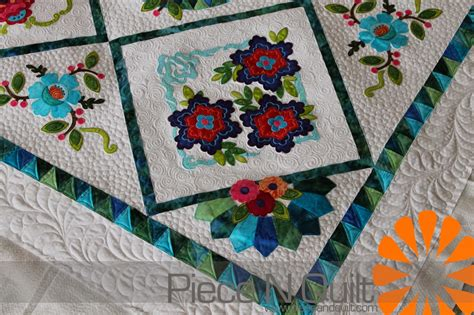 n quilt embroidery applique quilt