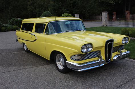Edsel Ford by 1958 Ford Edsel Roundup 2 Door Station Wagon For Sale