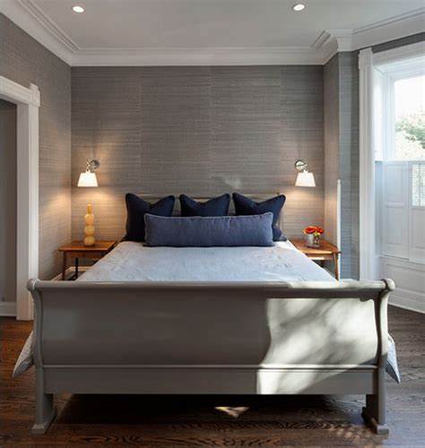grey sleigh bed 50 sleigh bed inspirations for a cozy modern bedroom
