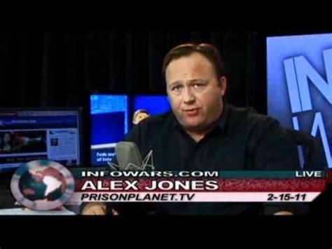 alex jones salutes luke rudkowski on cheney 911 facedown