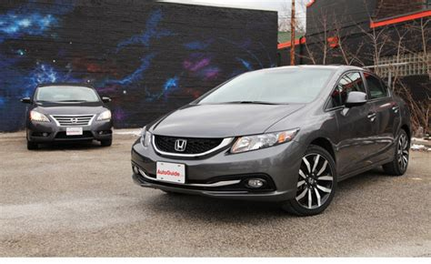 nissan civic 2014 2013 honda civic vs 2013 nissan sentra car reviews