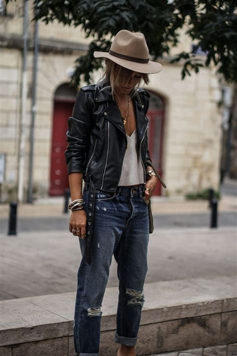 In Style Showcases Rock Style by Les 25 Meilleures Id 233 Es De La Cat 233 Gorie Look Rock Femme