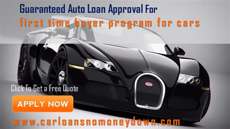 time car buyer programs auto loans for a new car prepare yourself for a buying