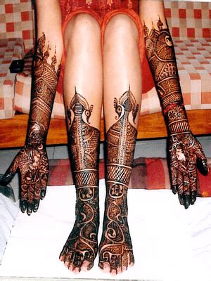 Henna Designs For Legsreadtosee Design On Leg For 2011