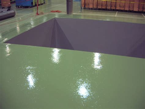 Customized Industrial Secondary Containment Floors & Wall