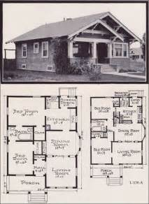 1920s Craftsman Home Design 1920s Craftsman Bungalow House Plans 1920 Original