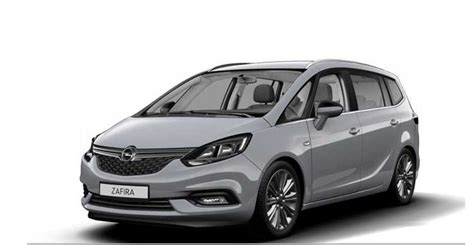 opel zafira 2018 2018 opel zafira redesign review and release date stuff