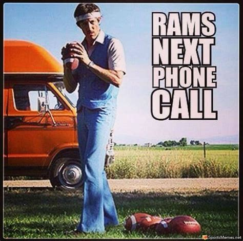 St Louis Rams Memes - rams qb situation meme