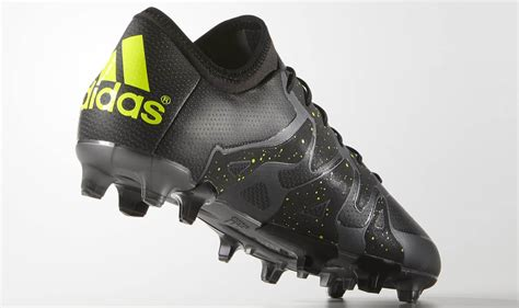 black adidas x 2015 2016 boots released footy headlines