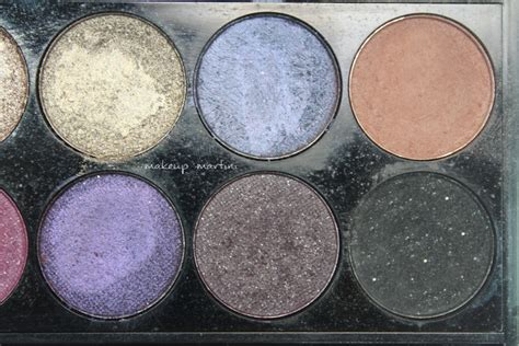 Kuas Make Up Mac Asli sleek makeup eyeshadow palette i vine