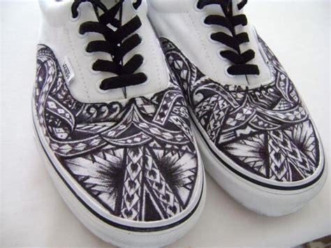 tribal pattern vans tribal vans shoes want shoes pinterest van shoes